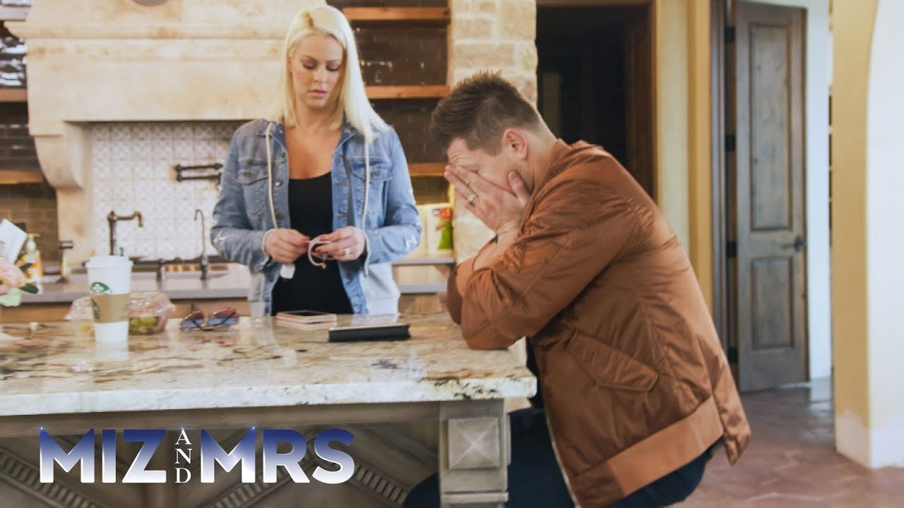 The Miz & Maryse get some bad news from their moving company: Miz & Mrs. Preview Clip, Aug.
