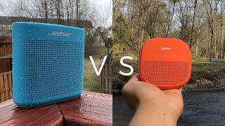 Bose SoundLink Color 2 vs SoundLink Micro (Speaker Test)