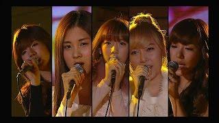 【TVPP】SNSD - Gee (Acoustic + Rock ver.), 소녀시대 - 지 (어쿠스틱 + 락 버전) @ Lalala Live