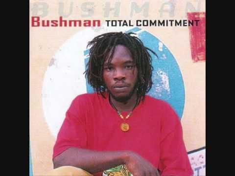 BUSHMAN  - Afraid of Commitment