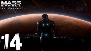 Mass Effect Andromeda. Прохождение. Часть 14 (Гибнущая планета)