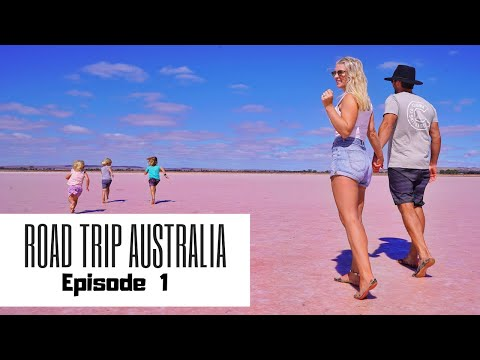 ROADTRIP AUSTRALIA EP 1. | FREE CAMPING | NEW VAN | WARRNAMBOOL TO PORT AUGUSTA