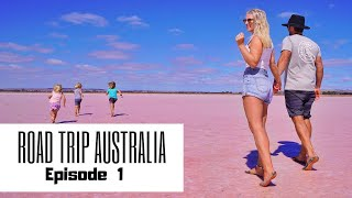 ROADTRIP AUSTRALIA EP 1. | FREE CAMPING | NEW VAN | WARRNAMBOOL TO PORT AUGUSTA