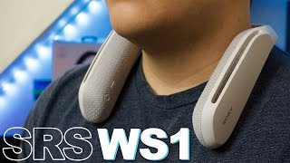 Sony SRS-WS1 Review - There's Potential Here