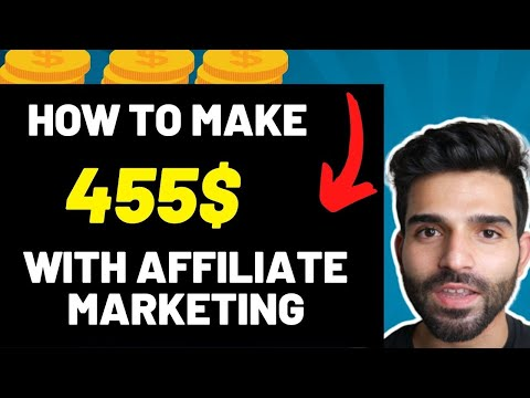 How To Make 455$ With Clickbank: Affiliate Marketing Guide