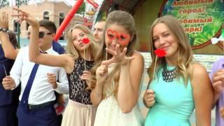 Веселый свадебный клип. Видео на свадьбу Харьков - Денис Фатьянов.
