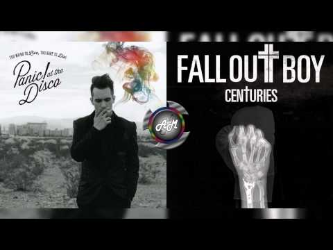Panic! At the disco Vs Fall Out Boy - Gospel centuries (Mashup)