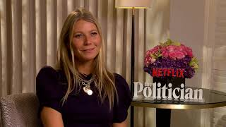 Gwyneth Paltrow, The Politician, daughter's take on mum's fashion, fav recipe, how she relaxes