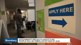 8.3 Million People Signed Up for Obamacare This Year