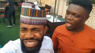 Woli Arole and Asiri Comedy saw this Politician in the form of Alibaba; hear what he has to say!