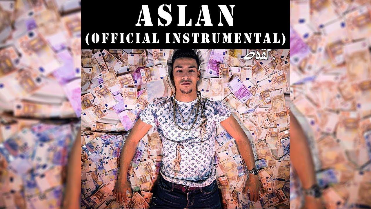 AslanBeatz ► BOEF - ASLAN ◄ [ Official Instrumental ]