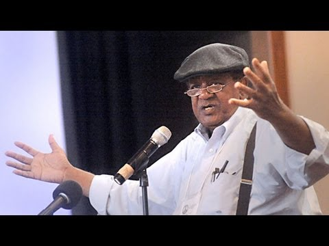 Co founder of the Black Panther Party Bobby Seale  From The Sixties To The Future...