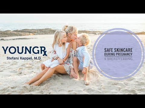 Safe Skincare During Pregnancy & Breastfeeding