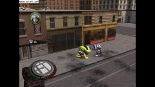 A Friend who can help-part 2 the incredible hulk-apanhando para os u-foes