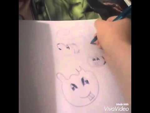 7 years  lucas graham  drawing video  Aimeelou