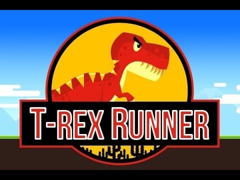 T-Rex Runner - HTML Games