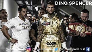 """Dino Spencer incornicia il """"suo"""" Daniele Scardina"""