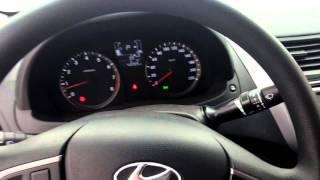 Мини обзор Hyundai Solaris 2014 года смотреть
