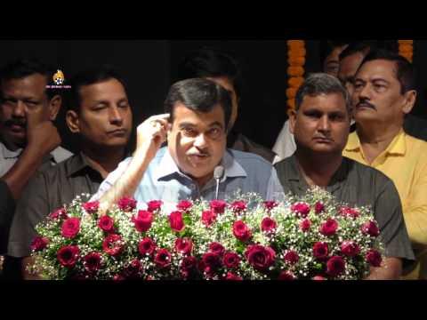Full Speech: Nitin Gadkari Book Launch आधी रात जगाने आया हू | MANIK MUNDE