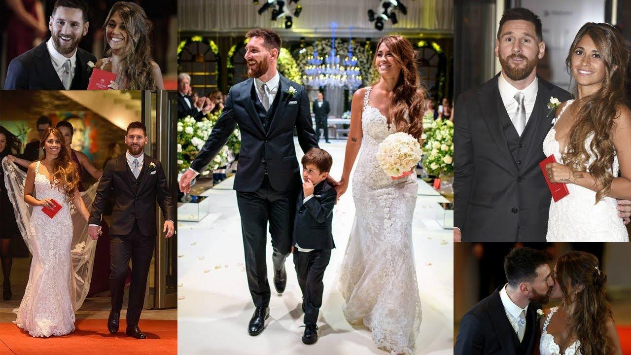 Lionel Messi Wedding 2017