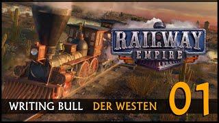 Railway Empire: Der Westen (01) | Alle Karten angespielt! [Deutsch]