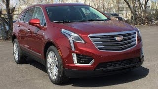 2018 CADILLAC XT5:  A COMPLETELY UNPROFESSIONAL REVIEW of MOM