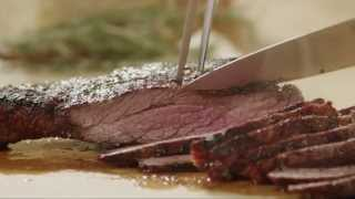 Beef Recipe - How To Grill Tri-tip Steaks