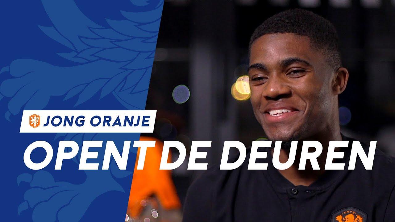 Jong Oranje opent de deuren #6 | Positief resultaat