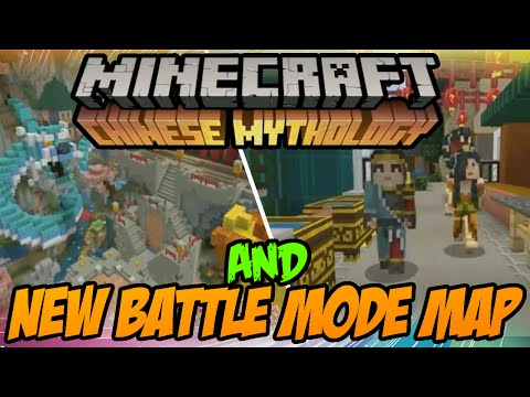 Minecraft Chinese Mythology - RELEASE DATE !! Minecraft xbox new tu42 update