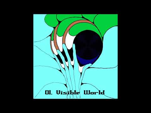 """Download D.Peysel """"Through the looking glass"""" (2018): 01. """"Visible World""""."""