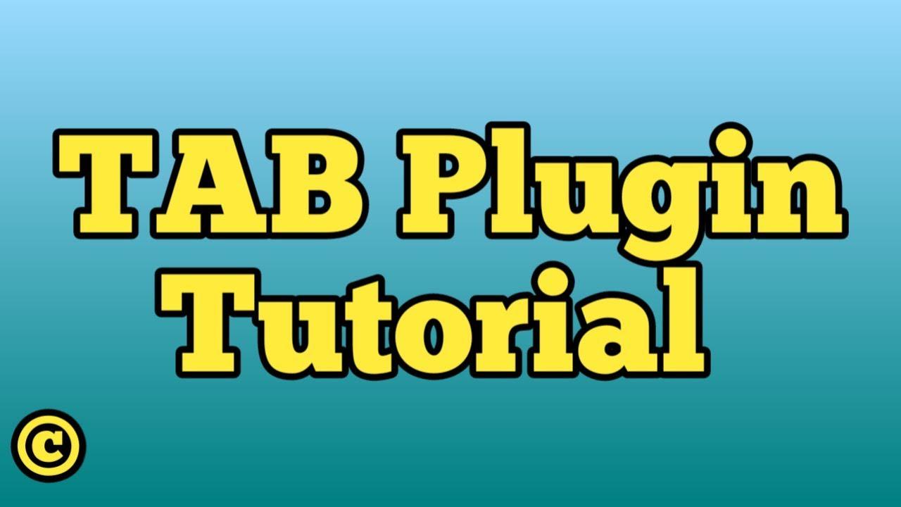 ✔✔TAB Spigot plugin Minecraft 1 8-1 12 2 Prefix and Suffix TUTORIAL
