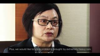 Smart City Tainan – Water Management and Flooding Solutions