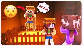 ¡salvo A Mi Novio De Su Ex-novia!😱  ¡amor En Minecraft! 💖