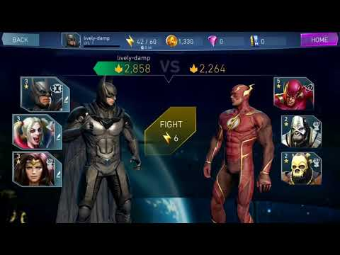 INJUSTICE 2 MOBILE AVAILABLE ON IOS !!! UPCOMING ON ANDROID ! HOW TO DOWNLOAD !