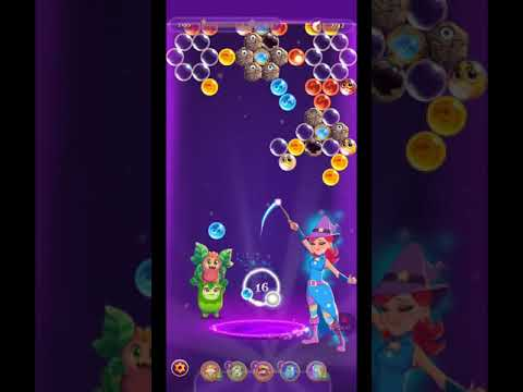 Bubble Witch 3 Saga Level 1271 ~ No Boosters