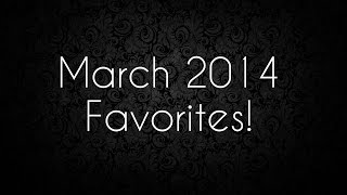 My March 2014 Favorites! (Beauty, Fashion, Manga & Video games!) Thumbnail
