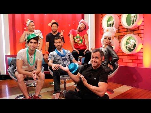 Nueva Comedia Gay - El Interruptor - VIA X