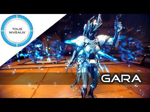 Warframe Review - Gara - Warframe [FR]