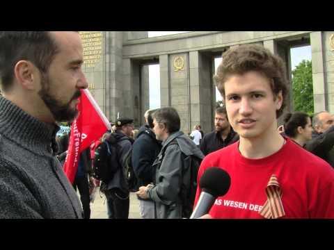 Tag der Befreiung: Kundgebung gegen Faschismus und Krieg