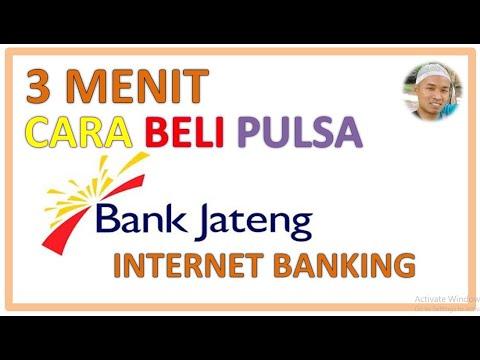 BANK JATENG transfer internet banking UPDATE 2020 digital ...