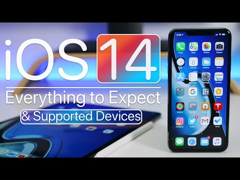 iOS 14 – Everything to Expect at WWDC 2020 and Supported Devices