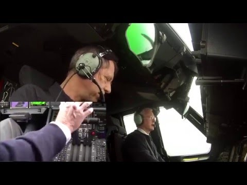 Pilot Report: Flying the Airbus A400M