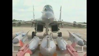 Mikoyan MiG-29 Fighter Aircraft