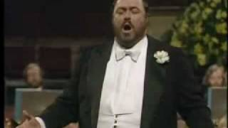 Luciano Pavarotti: E lucevan le stelle