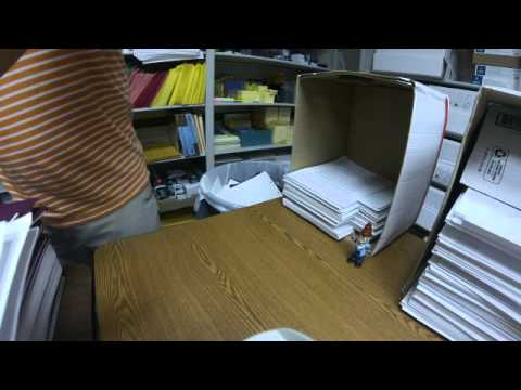 Life Of A File Clerk -