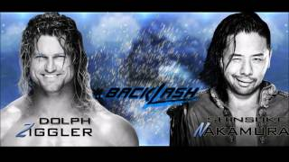 WWE Backlash 2017 Match card
