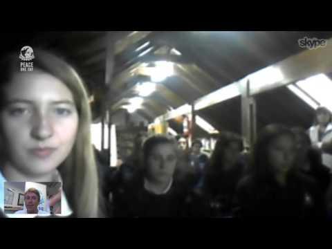 Peace Talk: Holy Trinity College, Argentina