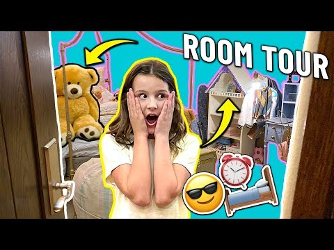 Room Tour! | Hayley LeBlanc