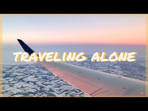 TRAVELING ALONE TO CANADA