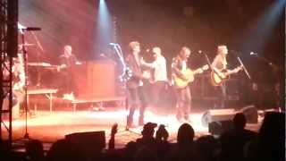 I Will Follow Live -Chris Tomlin and All sons and daughters@ Lowell , MA
